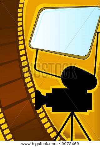 Film with light