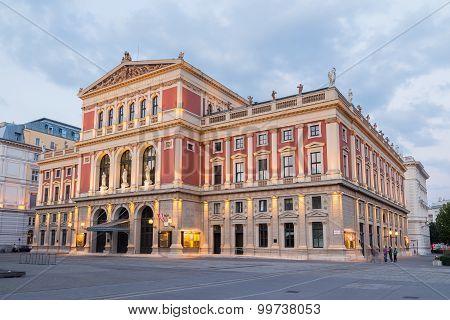 Wiener Musikverein Vienna