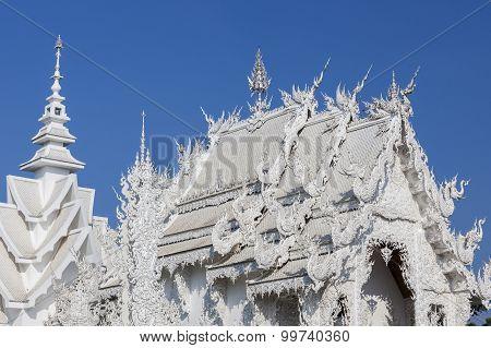 Wat Rong Khun Temple, Chiang Rai Province, Northern Thailand