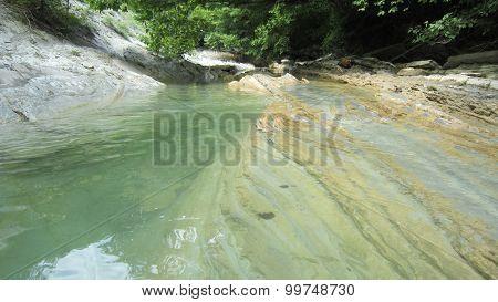 Blue River Flow