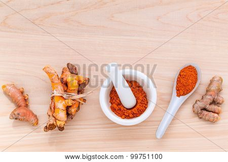 Turmeric For Alternative Medicine Herbal Supplements And Herbal Skin Care .