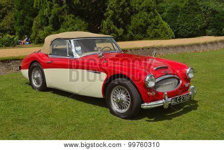 Classic Austin Healey 3000 MkII