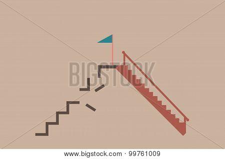 Ladder Different Ways.