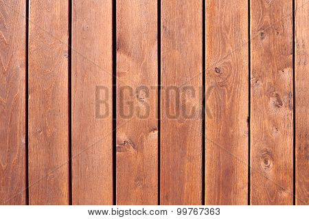 Background Of Wooden Planks Vertical