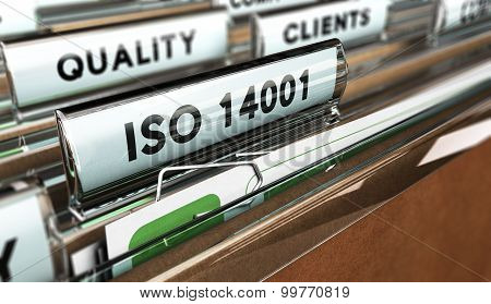 Quality Standards, Iso 14001.