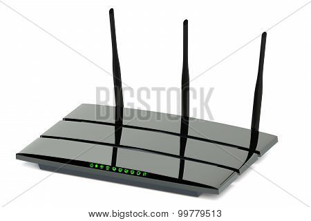 Modern Wireless Internet Router
