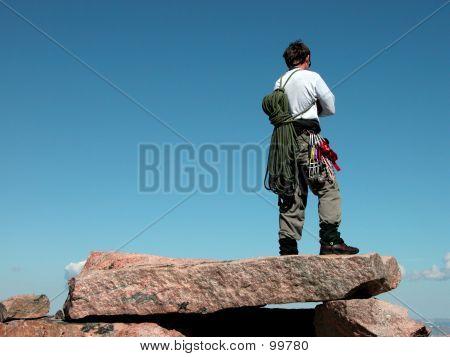Granite Peak Summit