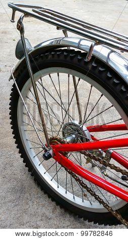 Wheel Of Bicycle