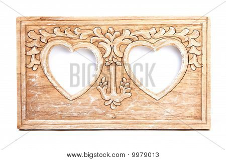 Wooden Frame For Photo