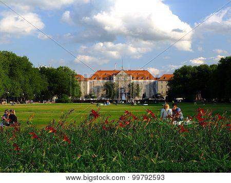 Jasne Blonia in Szczecin