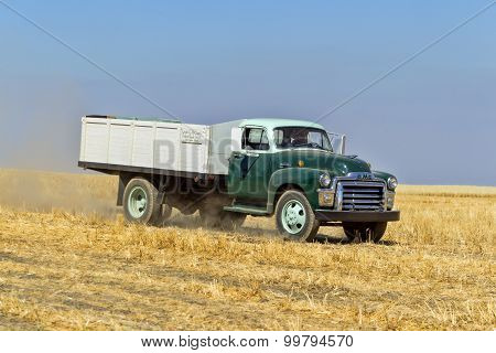 Vintage Farm Truck.