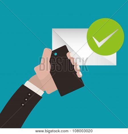 e-mail concept design