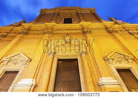 Metropolitan Cathedral Di San Pietro In Bologna