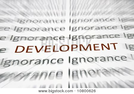 Development Word
