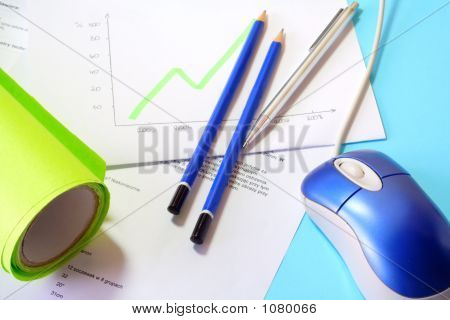 Various Office Supplies