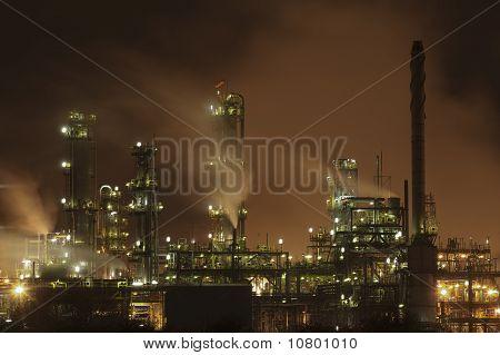 Saltend Oil Refinery