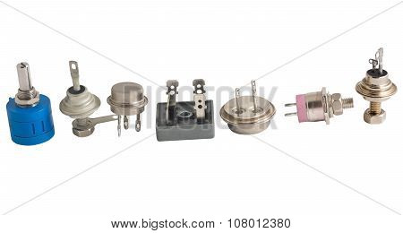 The Radio Components
