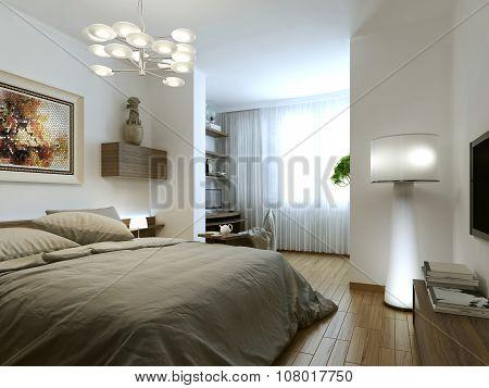 Bedroom Minimalist Interior