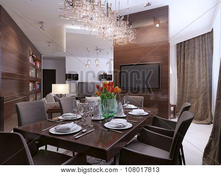 Dining Room Modern Interior