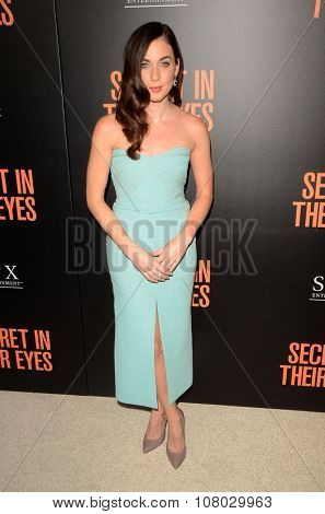 LOS ANGELES - NOV 11:  Lyndon Smith at the