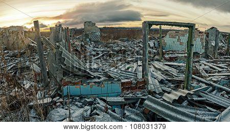 Apocalyptic Landscape