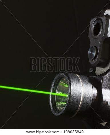 Handgun Laser