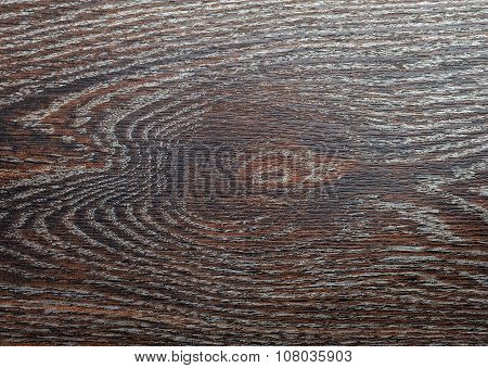 Detailed image of a linoleum imitation Wood