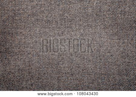 Gray Wool Fabric Tweed For Background