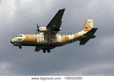 Morocco Cn235 Plane