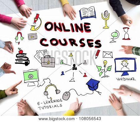 Online Courses, online education
