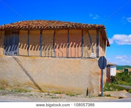 Granon in The way of Saint James in La Rioja Logrono