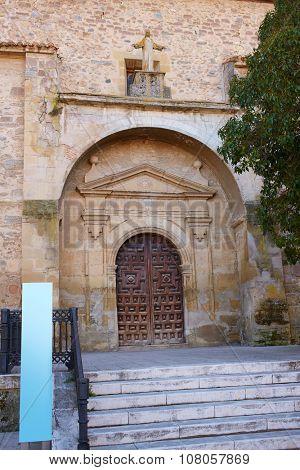 The Way of Saint James in Belorado Castilla Burgos