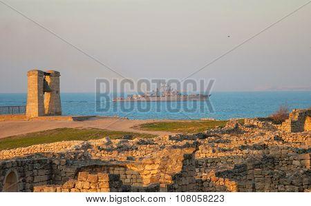 Crimea. Sevastopol.