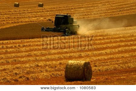 Combined Harvester