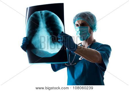 Man Doctor Surgeon