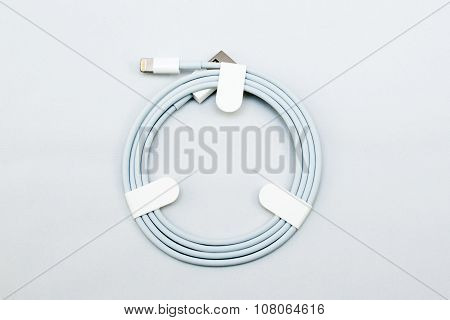Apple Computers lighting cable