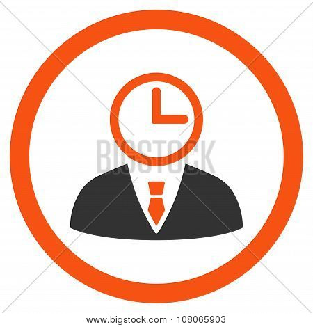 Time Manager Icon