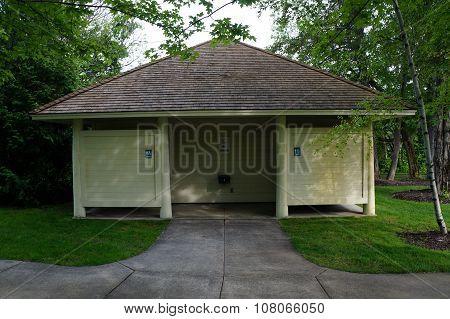 Spring Lake Park Restroom Facilities