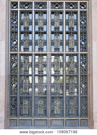 Gate Edificio Generali