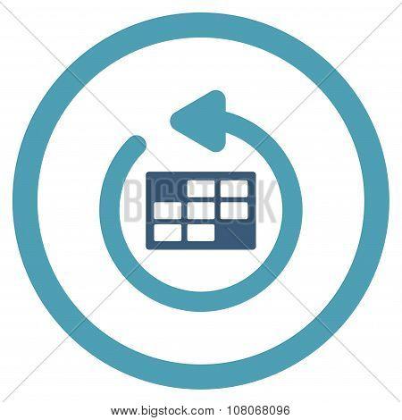 Refresh Calendar Icon