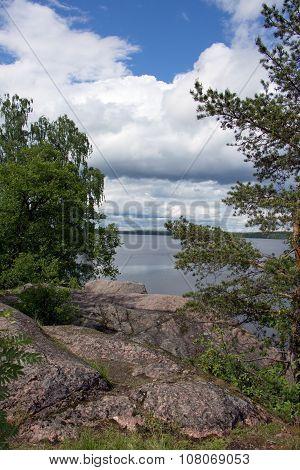Karelian landscape