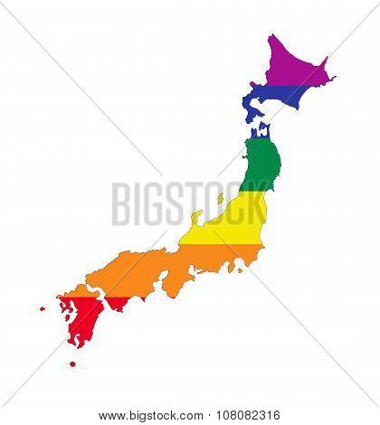 Japan Gay Map