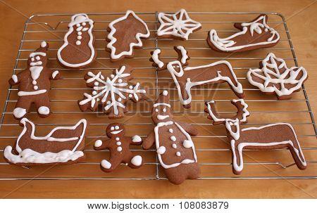 Christmas Cookies Decorating