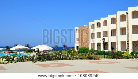 quaint village in Marsa Alam Egypt