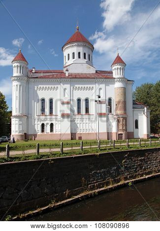 Russian Orthodox Church Of Holy Mother Of God, Vilnius, Lithuania