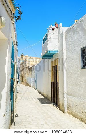 The Medina Of Kairouan