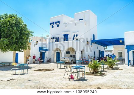 Cafe In Medina