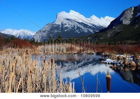Mount Rundle, Banff, Alberta