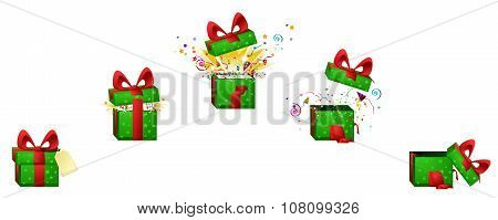 Gift Explode
