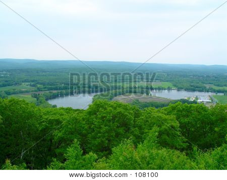 Connecticut River Ox Bow